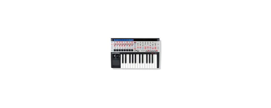 USB MIDI klaviatur