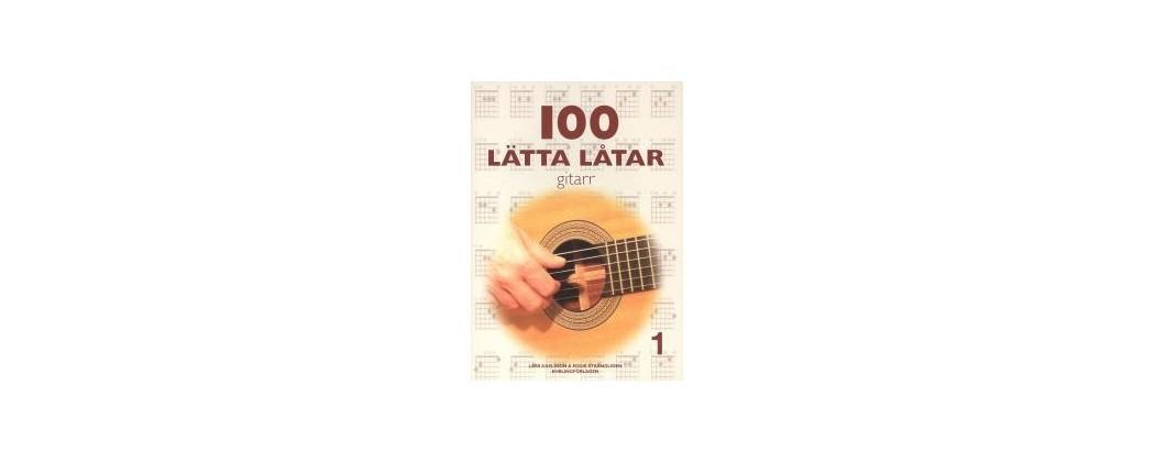 Gitarrnoter – Prenics Sweden