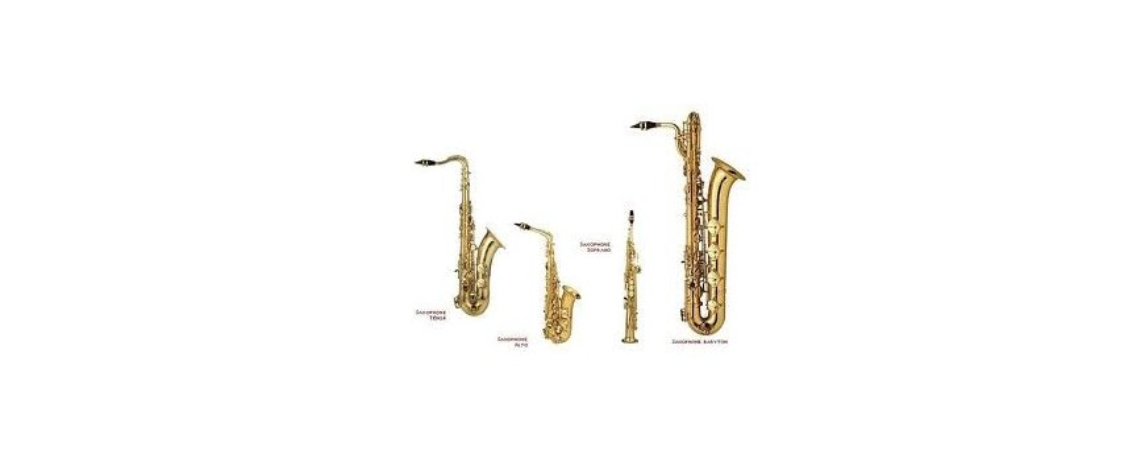 Saxophones – Prenics Sweden