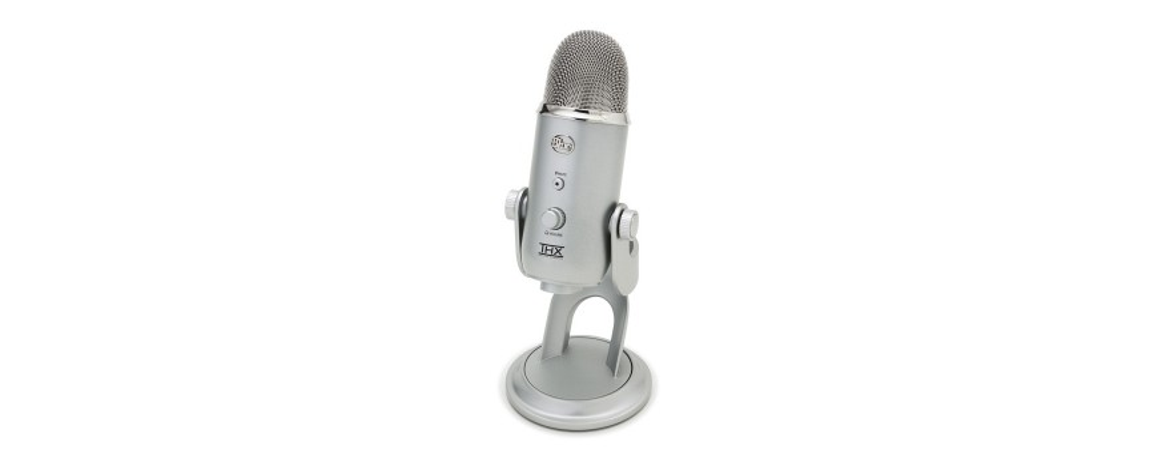 USB-mikrofoner