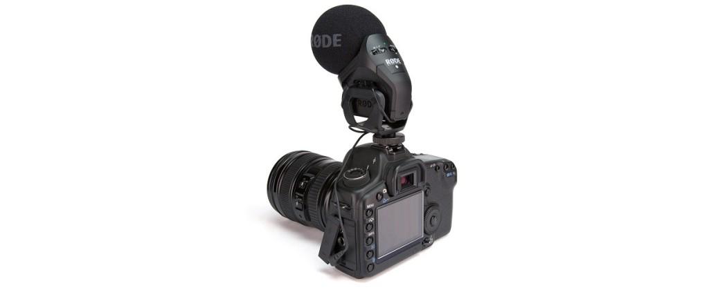 Video/kamera mikrofoner