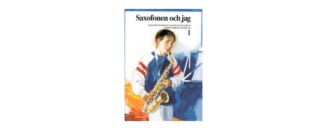 Klarinett- / Saxofonnoter