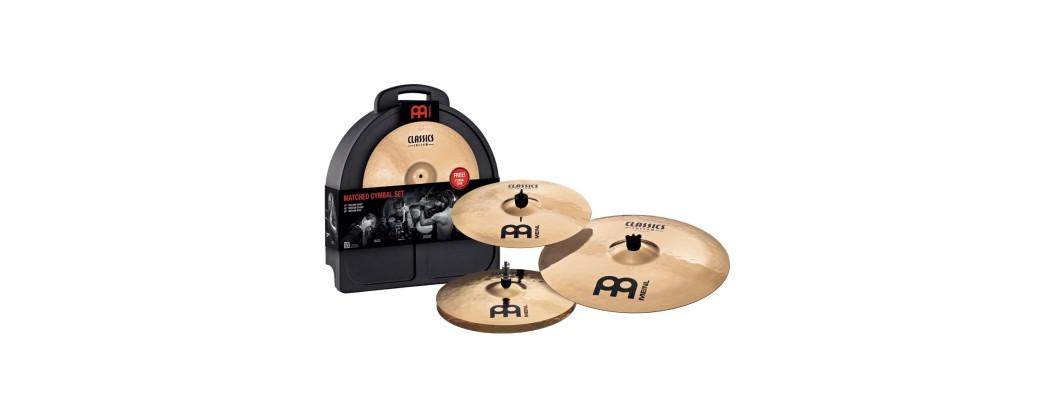 Cymbal Sets – Prenics Sweden