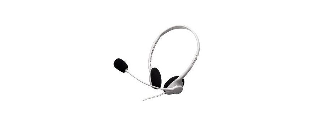 Hörlurar / Headset