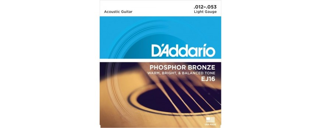 Acoustic Guitar Strings – Prenics Sweden