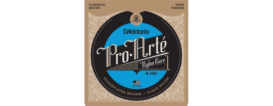 Classical Guitar Strings – Prenics Sweden