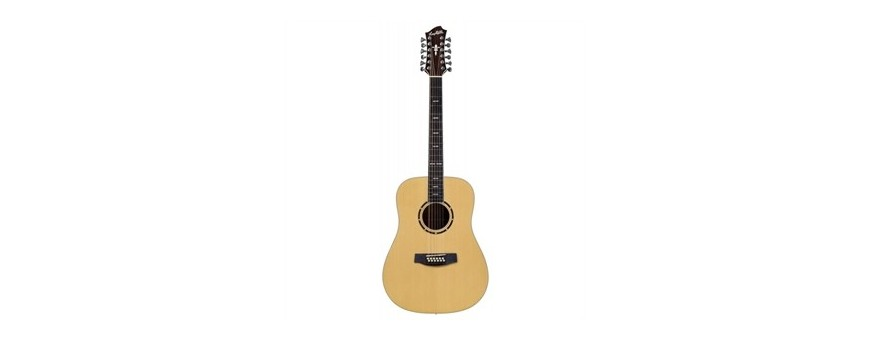 Twelve String Acoustic Guitars